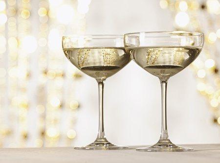 geschmack alter champagner